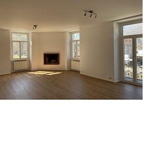 Appartamento molto luminoso con vista sul Castelgrande